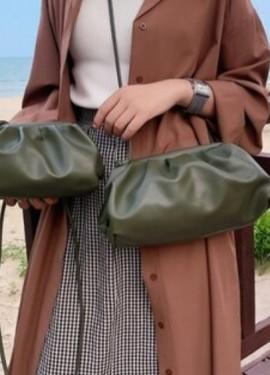 Прям как брендовая и дорогая сумка,прям Bottega Veneta