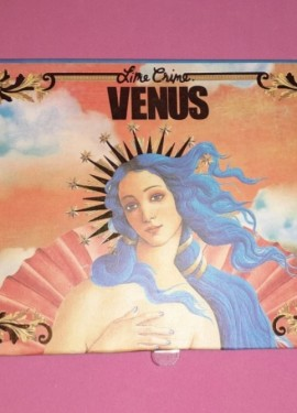 Lime Crime Venus, тени, реплика.