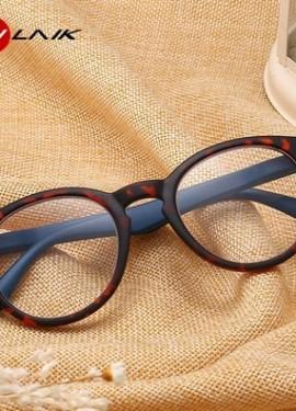 UVLAIK Toughness PC reading glasses Women Men ultralight Resin Material.