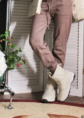 Зимние ботинки-дутики. Теплота и комфорт!