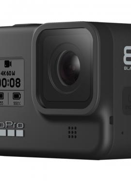 Видеокамера GoPro HERO8 Black Edition. Стабилизация рулит!