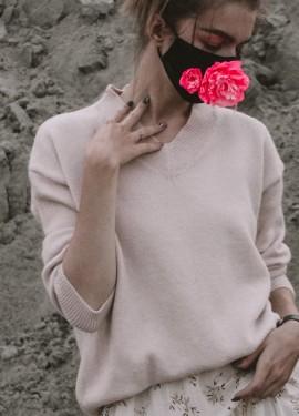 Базовый свитер на осень с Алиэкспресс