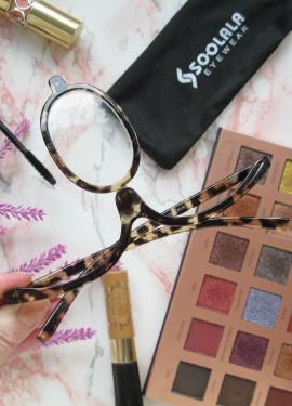 Как накраситься с дальнозоркостью? Очки для макияжа с АлиЭкспресс помогут в этом.