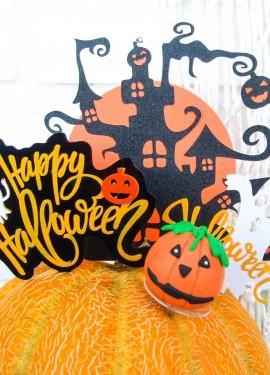 Еще одни топперы на Хэллоуин
