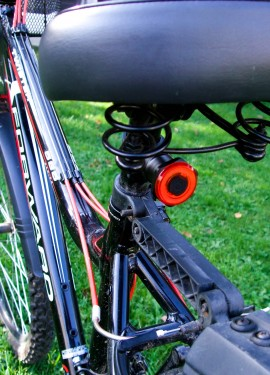 Умный фонарь на велосипед X-TIGER с Алиэкспресс