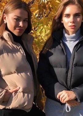 Куртка парка Mujer 2020