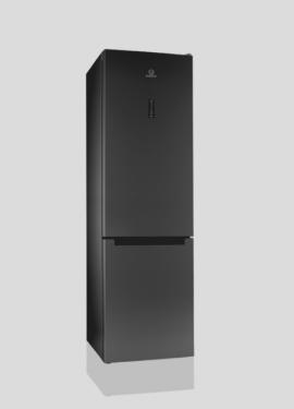 Indesit DF 5200 B  эргономичный холодильник для большой семьи