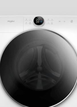 Whirlpool WM E104A W RU - стиральная машина с характером!