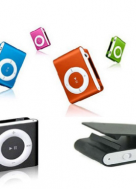 Mini Clip Portable MP3 sport player