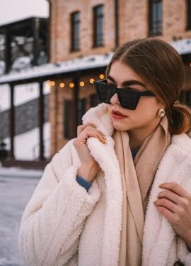 Солнцезащитные очки на пике стиля