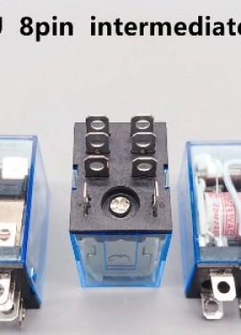 Relay LY2NJ Coil AC220V HH62P JQX-13F10A 220V Miniature.