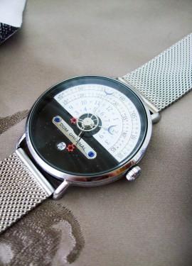 Мужские наручные часы DOM с оригинальным дизайном