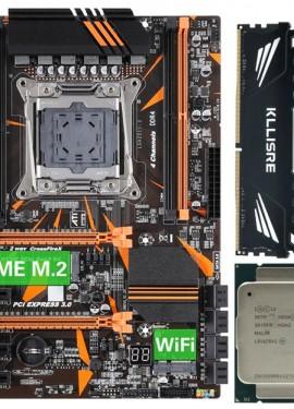 Комплект для сборки ПК Xeon 2011-3