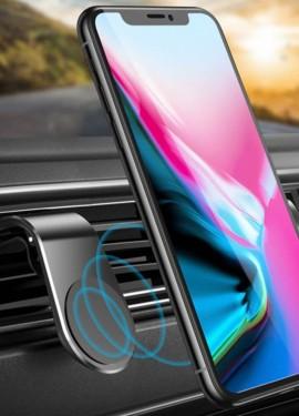 Магнитный автомобильный держатель для телефона.