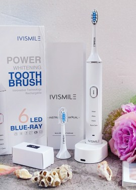 Самая крутая электрическая зубная щётка, которая превзойдёт дорогие марки