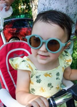 Детские бюджетные солнцезащитные очки с Алиэкспресс