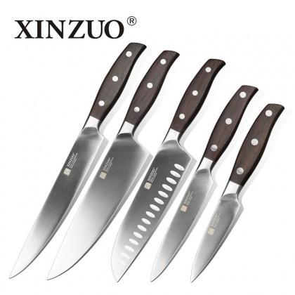 Ножи на все случаи жизни. Нож для масла, нож для хлеба, нож для мяса.