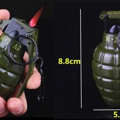 Газовая зажигалка граната, 3 вида