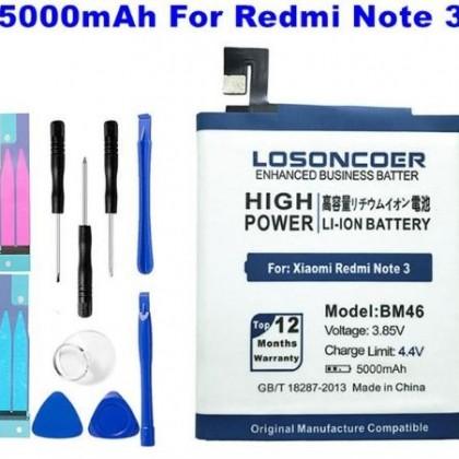 Батарейка для Xiaomi Redmi Note 3 SE pro