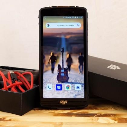 Обзор смартфона Homtom Zoji Z11: колосс на глиняных ногах. Аккумулятор 10000 mAh и защита IP68