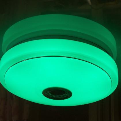 Светодиодная RGB люстра с AliExpress