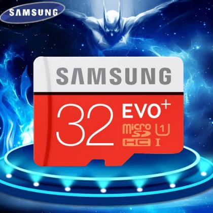 Флеш карта SAMSUNG EVO Micro SD 32G