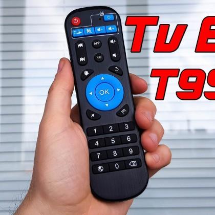 TV box T95X2 на Amlogic S905X2: обзор и сравнение с приставками на Amlogic S905Y2