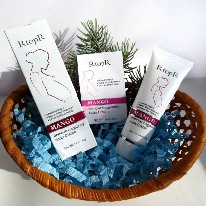 Крем для повышения упругости и эластичности кожи, а также от растяжек, от известного бренда RtopR
