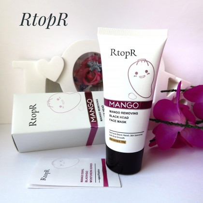 Очищающая маска-пленка от черных точек с манго от известного бренда RtopR