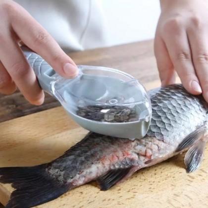 Как чистить рыбу и получать удовольствие