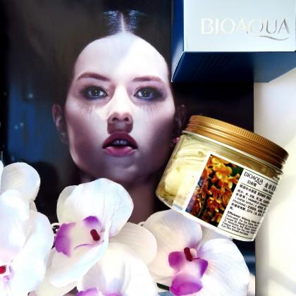 Недорогие омолаживающие патчи с османтусом для кожи вокруг глаз от BIOAQUA
