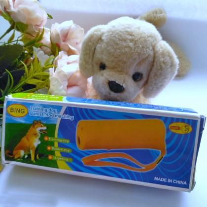 Ультразвуковой пульт для собак 3 в 1
