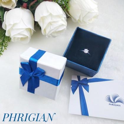 "Изящное колечко с ""бриллиантом"" от PHRIGIAN"