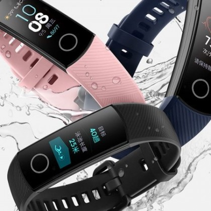 Фитнес-браслет от Huawei Honor Band 4 - отличный гаджет с множеством функций