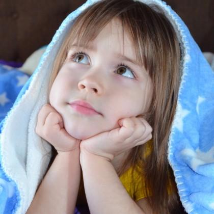 Детское одеяло-плед из кораллового флиса с магазина DecorForHome