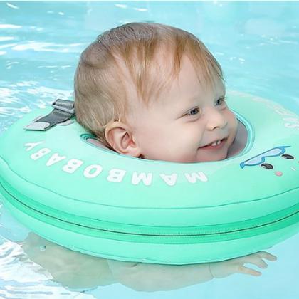 Отличный круг на шею для купания малыша