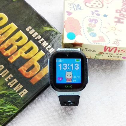 Детские смарт-часы бренда MOCRUX