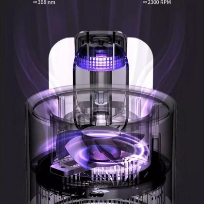 Xiaomi Sothing антимоскитная лампа. ЛУЧШАЯ ЗАЩИТА ОТ КОМАРОВ!