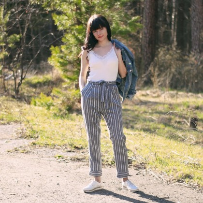Классные летние брюки
