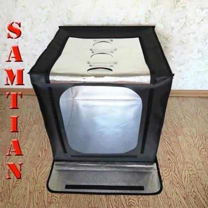 Большой лайтбокс от бренда SAMTIAN - моя фотостудия!