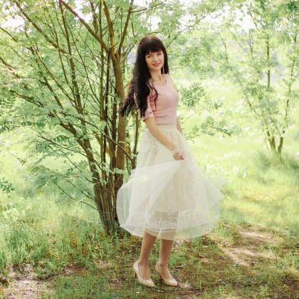 Чудесная юбка Ezsskj