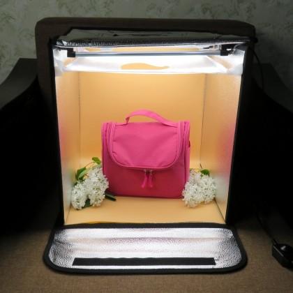 Крутой лайтбокс - незаменимое оборудование для блогера и фотографа!