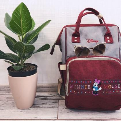 Классный рюкзак Disney с aliexpress для мам и не только.
