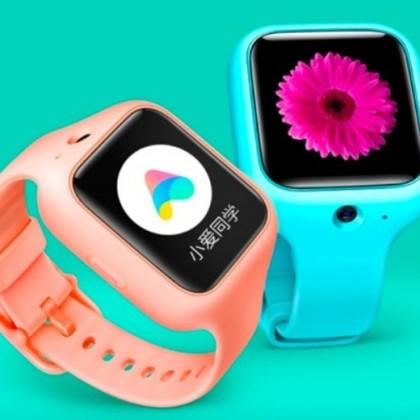 Детские смарт-часы XIAOMI MI BUNNY CHILDREN WATCH 3 4G
