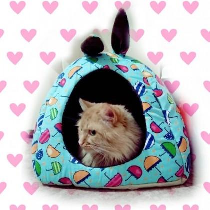 Уютный домик для кошек из магазина Cats_MIMI Store