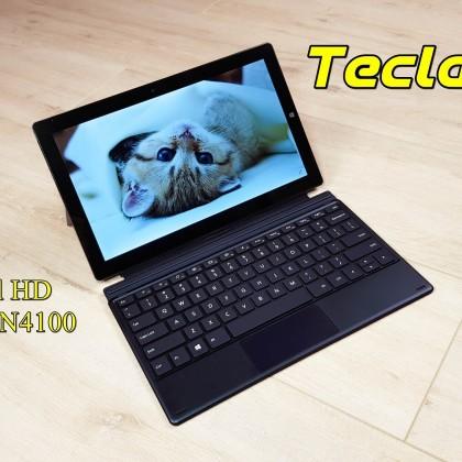 Teclast X4: обзор мощного планшетного ПК на Gemini Lake с подключаемой клавиатурой, 8 ГБ RAM и SSD-д