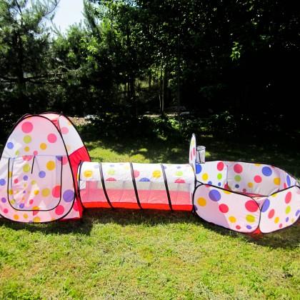 Игровой комплекс для малышей