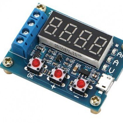 1.2v 12v ZB2L3 18650 Li-ion Lithium Battery Capacity Tester
