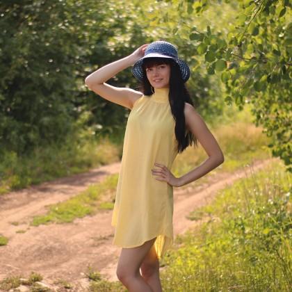 Летнее платье Mlanxeue