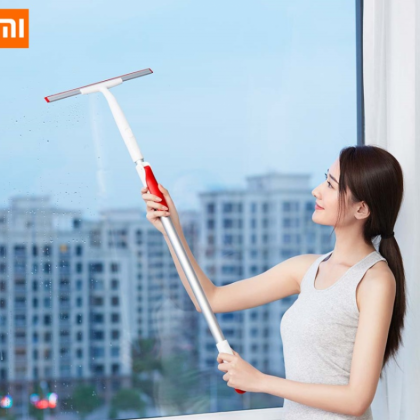 Силиконовый скребок Xiaomi YIJIE Window Cleaner